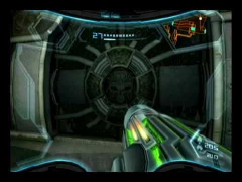 Metroid Prime 3: Corruption 100% Walkthrough Part 80 - Another Energy Cell