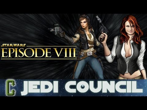Collider Jedi Council - Could A New Female Character In Episode VIII To Be Han Solo's Daughter?