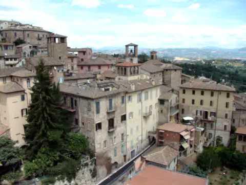 La Terrazza - Perugia, Italy - YouTube