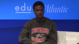 Race, Speech and Campus Protests: The Students' Take / Education Summit