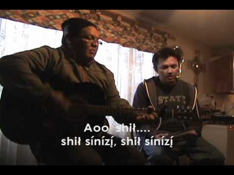 Stand By Me (Sung in the Navajo Language)