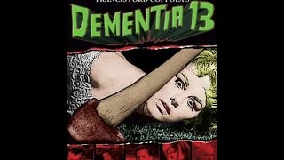 Безумие 13 Dementia 1963 фильм ужасов Копполы