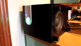 Test Subwoofer Philips - Bass, I Love You!