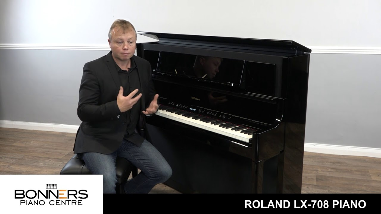 roland lx708 digital piano review buyers guide must watch youtube. Black Bedroom Furniture Sets. Home Design Ideas