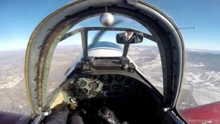 пилотаж на Як-52 глазами пилота
