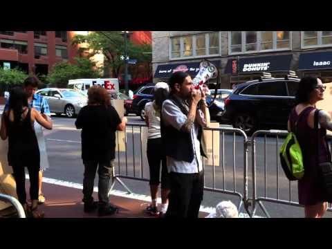 Mazor Farm Demo @ Consulate General Of Israel In New York City