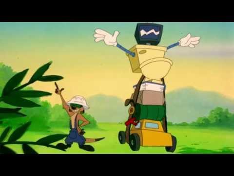 Король лев. Тимон и Пумба. Сезон 3 Серия 25 - Голова профессора Пумбы / А где же носорог?
