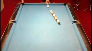 Pool trick inventor luley
