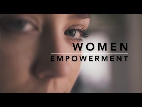 Empowering speech for women