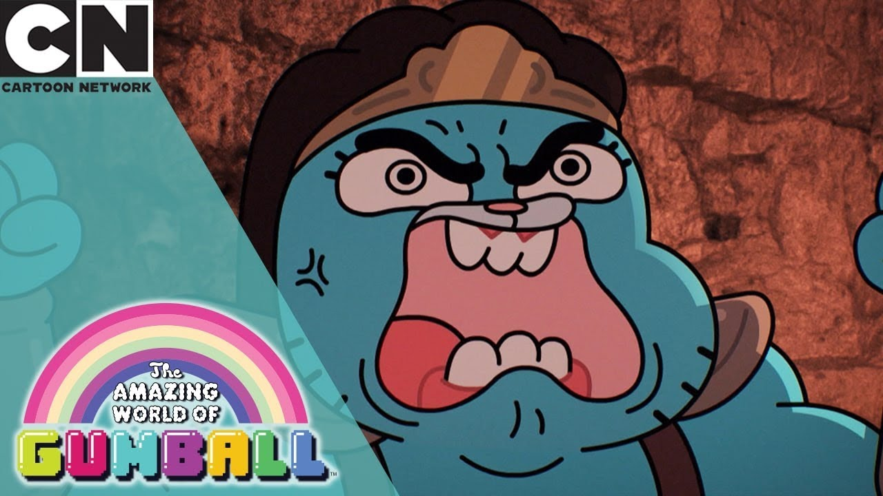 The Amazing World of Gumball | Gumball Dungeons And Dragons | Cartoon Network UK 🇬🇧
