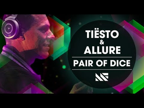 Tiesto & Allure vs. Calvin Harris feat  example - Pair Of Dice coming Back (patrick Laime Reboot)