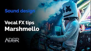 Marshmello vocal FX Tip and Trick