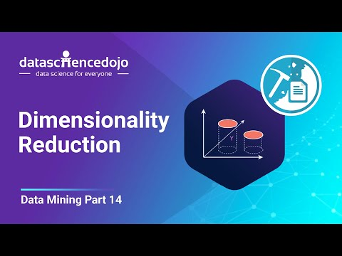 Dimensionality Reduction   Introduction To Data Mining Part 14