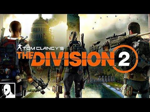 The Division 2 Gameplay German - Charakter erstellen & ersten 20 Minuten