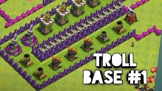 TROLL bases