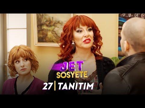 Jet Sosyete 2. Sezon 12. Bölüm Tanıtımı