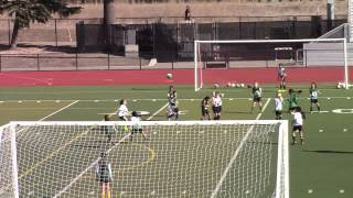 Isabel Liu - Dublin United Soccer League - U10G 2014 Tryouts - Scrimmage Highlights