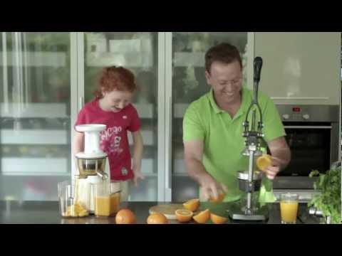 מבחן התפוזים - כל אחד סחט שבעה תפוזים, מי ינצח?