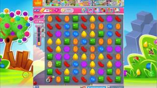 Candy Crush Saga Level 1533 (No Boosters)