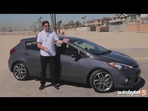 2016 Kia Forte5 Sx Hatchback Test Drive Video Review