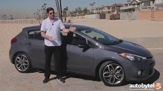 2016 Kia Forte5 SX Hatchback Test Drive Video Review