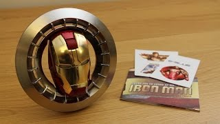 E-BLUE Marvel Iron Man 3 Wireless Mouse Limited Edition [Unboxing & First Look]