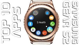 TOP 10 Samsung Gear S2 apps