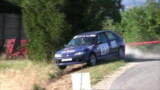 Rallye de la Drôme Paul Friedman 2017 HD