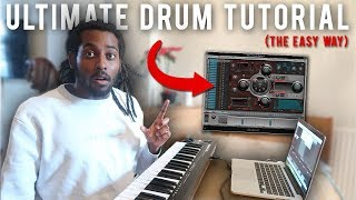 The BEST Way to do Drums on Logic PRO X (Ultimate Ultrabeat Tutorial)