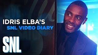 Idris Elba's SNL Video Diary