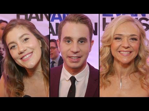 Ben Platt, Michael Park, and More on How Dear Evan Hansen Will ...