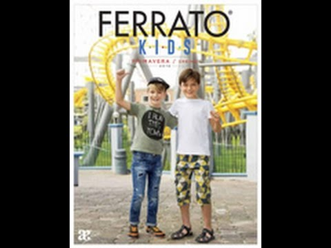Catálogo Ferrato Kids