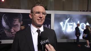 Venom: Director Ruben Fleischer Red Carpet Movie Premiere Interview