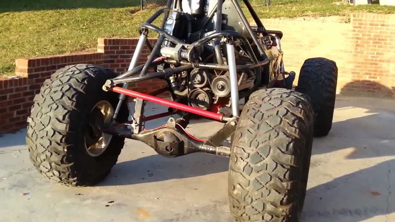 4 Seater Rock Buggy >> Single Seater 4.3, Propane, 40's, STAK - YouTube