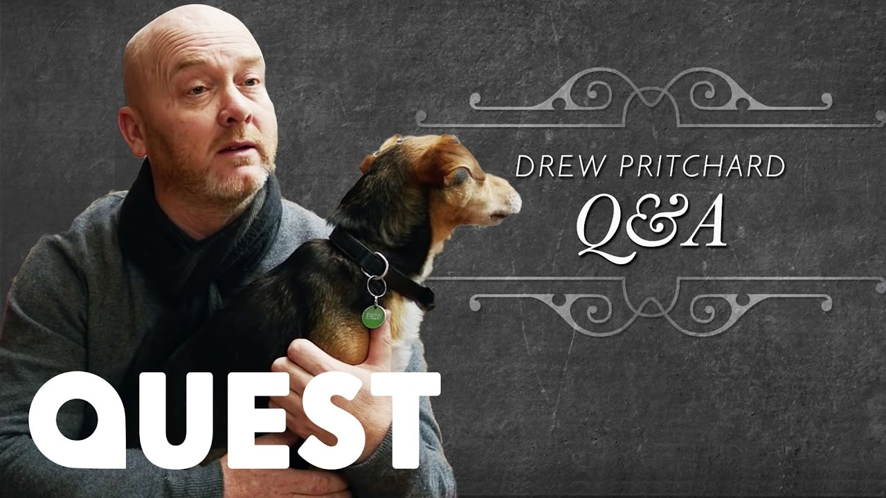 Drew Pritchard Antiques.At Home With The Salvage Hunter Drew Pritchard Q A Salvage