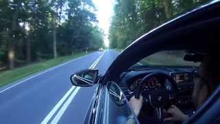 BMW M6 Gran Coupe (2014, 560hp) ONBOARD SOUND and CITY DRIVING