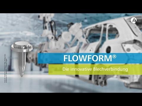 Wie funktioniert die Blechverbindung Flowform®?