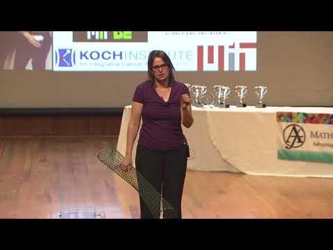 2017 keynote speaker, Dr. Angela Belcher, MIT