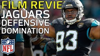 Five Plays that Show Why the Jaguars Defense is So Dominant | Film Review | NFL Network