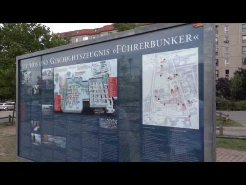 Berlin, Germany - Former site of the Führerbunker HD (2013)