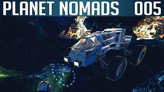 PLANET NOMADS #05 | Definitiv kein Geländewagen | HC | Gameplay German Deutsch thumbnail