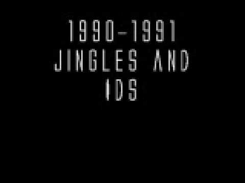 1990-91 jingles and legal IDs, Philadelphia, Central Pennsylvania