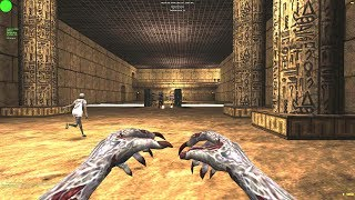 Counter-Strike: Zombie Escape Mod - ze_Thelost_Egypt on ProGaming