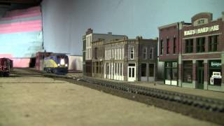 HO Scale   VIA P42   #903 Air horn run by
