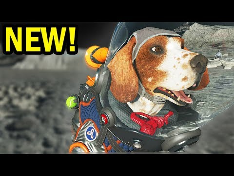 NEW MOON SPACE DOG EASTER EGG FULLY SOLVED & GUIDE! - Moon Easter Egg Guide (BO3 Zombies Chronicles)