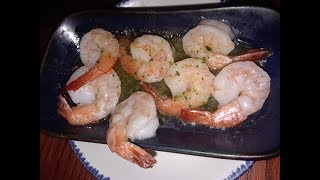 2018 Red Lobster All You Eat Shrimp Special & Berry Mango Daiquiri Food Review