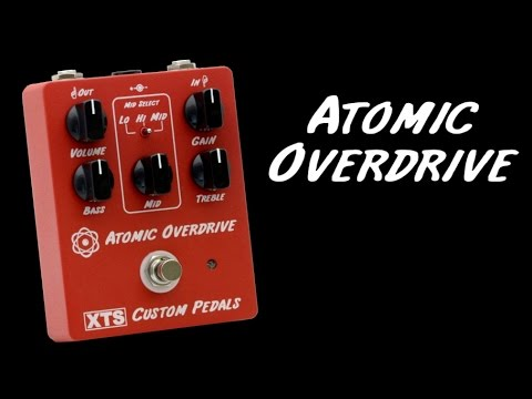XTS Atomic Overdrive - Quick Look