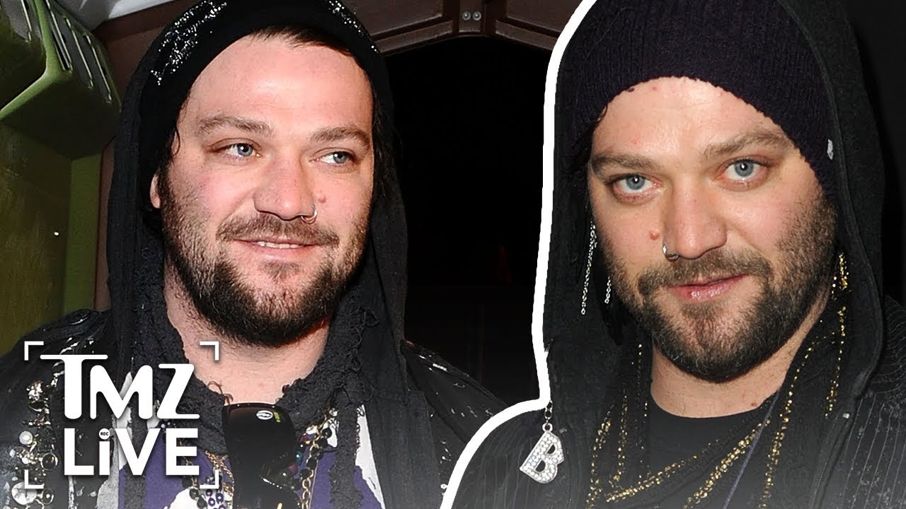 'Jackass' Star Worried After Bam Margera Leaves Rehab Early | TMZ Live