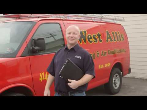 West Allis Heating Air Conditioning Daikin Cooling System