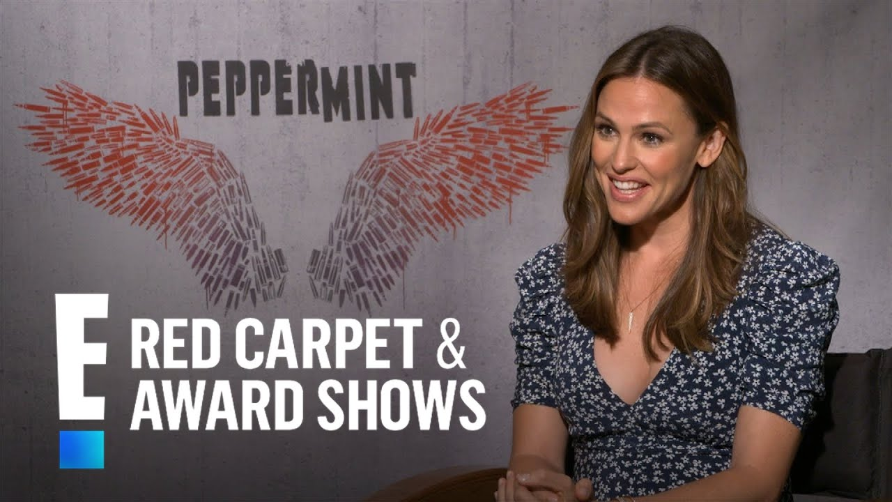 Jennifer Garner Spills on HBO Show